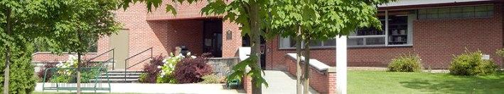 Calvin Coolidge Library, Castleton University, Castleton, VT