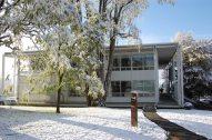 Crossett Library, Bennington College. Bennington, VT