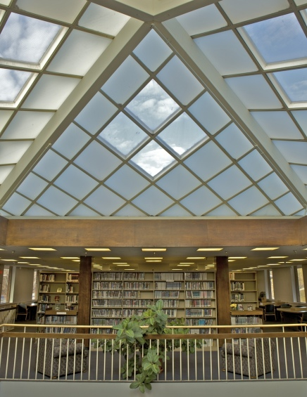 Landmark College Library, Putney, VT